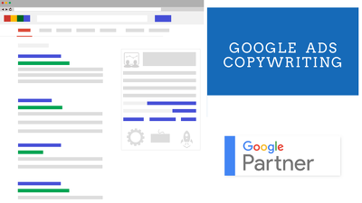 Write 3 compelling Google search ad copies