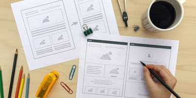 - Create attractive Wireframes For Mobile applications