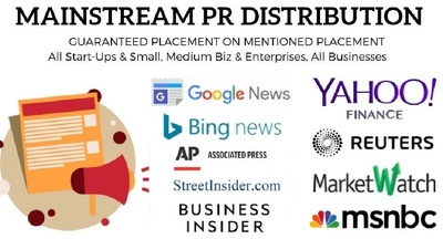 press Release Distribution to Business Insider + Yahoo Finance