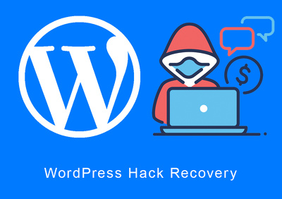 I can recover your hacked WordPress website