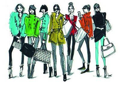 Wardrobe Stylist ( FIVE Outfits )