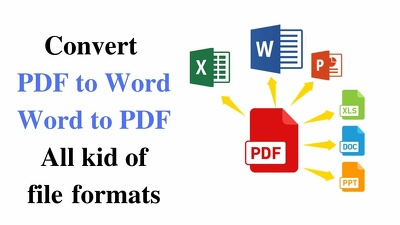 Type 20 pages scanned or handwritten file to word in 24 hours