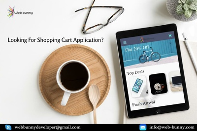 Shopping cart app in iOS for your business