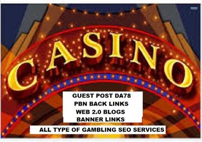Guest Post on DA78 Gambling, Casino, Poker, Judi, Betting Niche