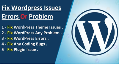 1 hour of update/customization/maintenance to your WordPress