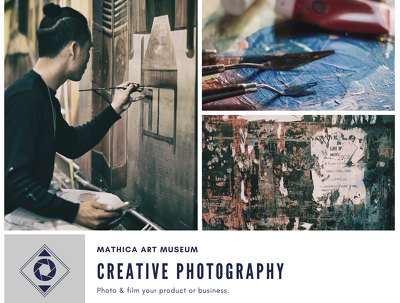professionally Photograph your Business/Brand