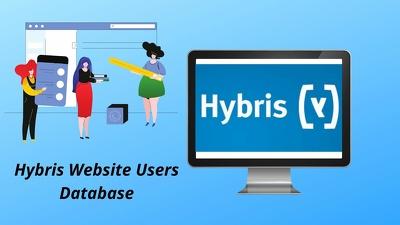 get Hybris Website Users Data (350 Leads)