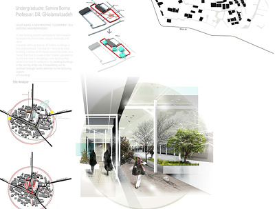 Design your building and draw your architectural drawings