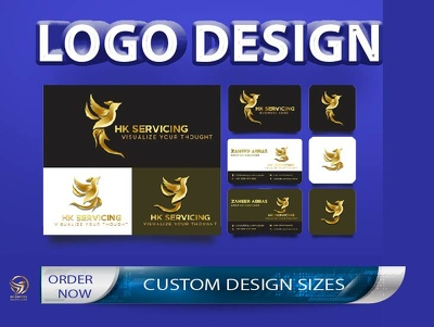 Create a logo for your business
