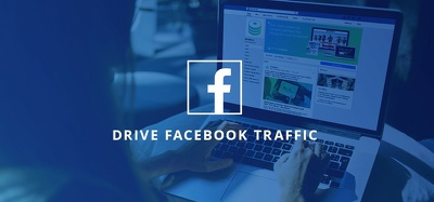 Deliver daily facebook traffic to your website for 30 days