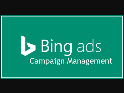 Setup and optimize bing ads PPC campaign for your business.