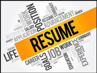 Rework your resume, cover letter and LinkedIn profile