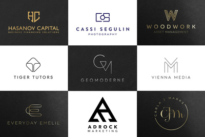 Design bespoke Logo +Unlimited Concepts & Revisions +Artwork