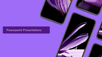 I'll design a high quality PowerPoint presentations.