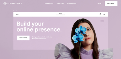 Add CSS, HTML and js code to squarespace website