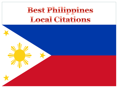 Will create 30 best Philippines local citations