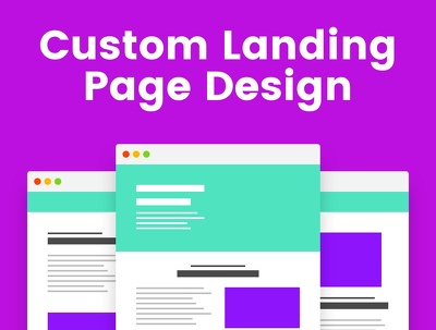 Design beautiful and responsive landing page with wordpress