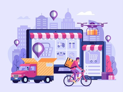 Create website for restaurant food delivery