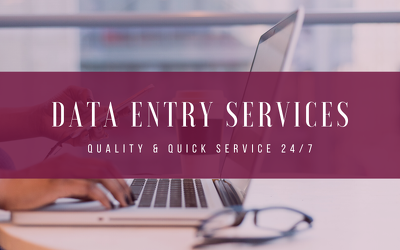 Do data entry in 12 hours up to 10 pages
