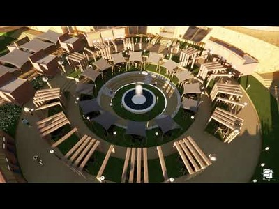 Do an architectural animation for your project with environment