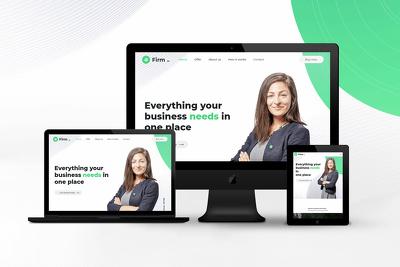 Build your website in wordpress