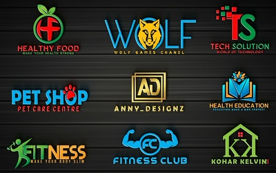 Do an amazing and professional logo