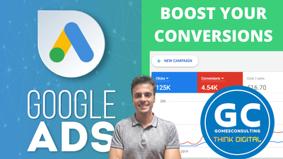 Create and Optimize your Google Ads
