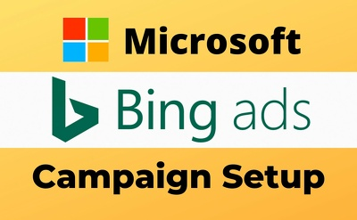 Setup and optimize profitable Bing ads PPC campaign