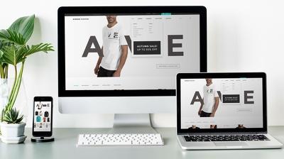 Develop 10-pages responsive WordPress website.