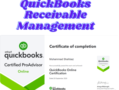 Manage your daily accounts receivable in QuickBooks 2000 entries