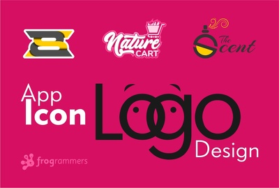 Design special logo and icon for your brand