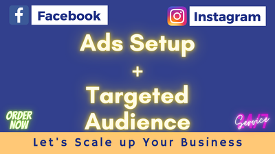 Create and manage facebook ads and business page