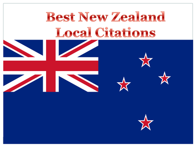 Will create 60 best New Zealand local citations