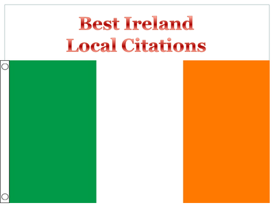 Will create 80 best Ireland local citations