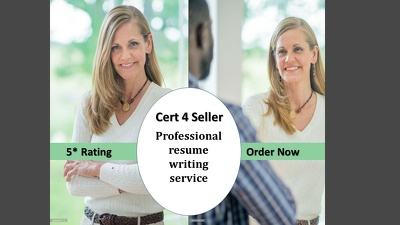 Write Professional CV & Resume, Edit, Design and Rewrite