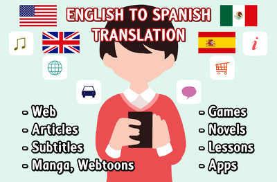 Translate your text from English to Spanish (1,000 words)