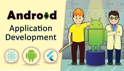 Develop a custom android app you want