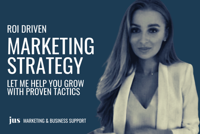 Help your business grow with focused strategic marketing plan