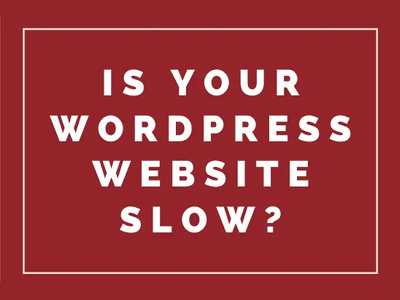 do WordPress speed optimisation and fix the load time