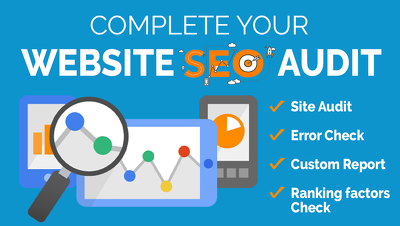 Technical SEO audit and analysis your website