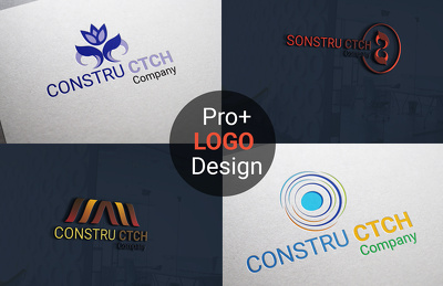 *Corporate* High Quality Logo With Unlimited Concept & Revision
