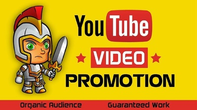 Promote youtube video to 145000 Blog's followers + 450 embed