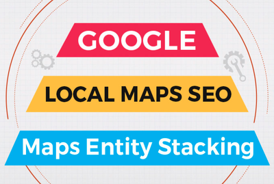 Do local SEO to power up google local business maps listing