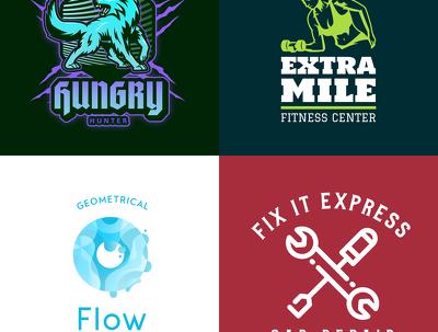 Create professional business logo design