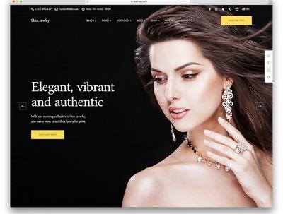 "E-Commerce website development using "" Woo-Commerce """