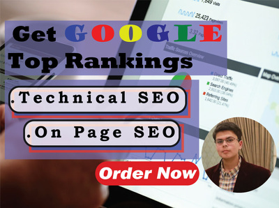 Do complete Technical SEO and Google On-Page SEO optimization