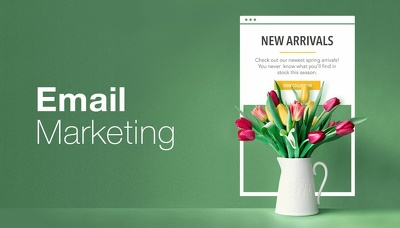 Manage and create content for your mailing lists