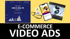 Make dropshipping video ads or facebook video ads