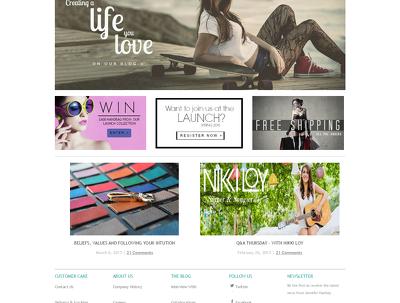 Provide 1 hour of update/customisation to your WordPress website