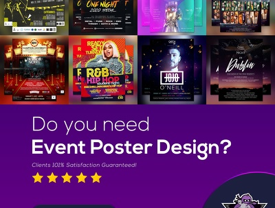 Design Eye Catching Flyer or Poster in less than 24HRS